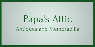 Papa's Attic